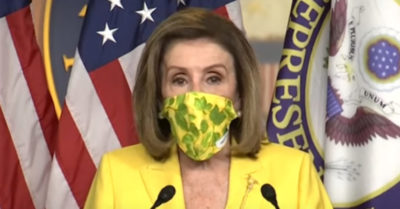 30 plus congresswomen demand Pelosi deactivate use of masks and abide by CDC rules