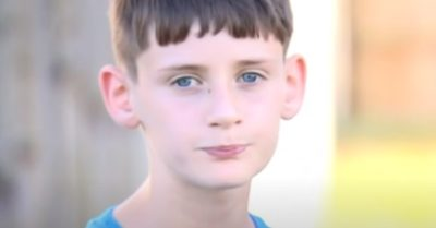 Adopted boy reaches new juncture in life and his future looks bright