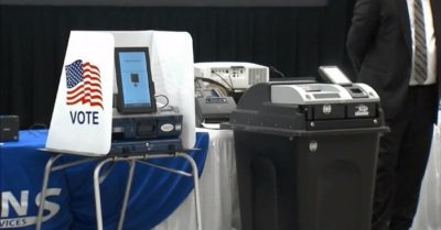 Pennsylvania: Dominion admits 'human error' for voting machines not showing GOP ballots