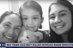 Six-year-old boy shot dead on the way to kindergarten, his sister describes his last moments