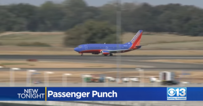 Woman knocks out Southwest flight attendant and claims self-defense
