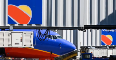 Southwest Airlines grounded again  after a computer glitch