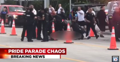 2 hit, 1 killed when a pickup truck plows through the Fort Lauderdale Pride Parade