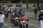 Tens of thousands of veteran motorcyclists continue the annual tradition on Memorial Day