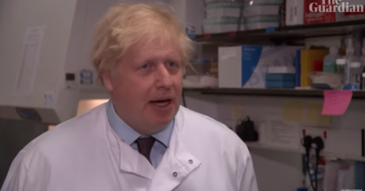 UK Prime Minister Boris Johnson warns of a 'rough winter' as COVID-19 cases rise 37% in a week—shattering summer vacation dreams