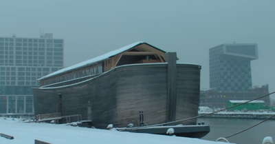 A biblical-scale duplicate of Noah's Ark faces a pricey issue