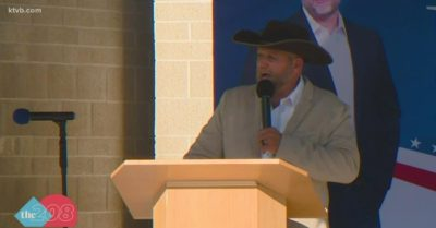 Ammon Bundy, who led a standoff against the federal gov., announces run for governor of Idaho