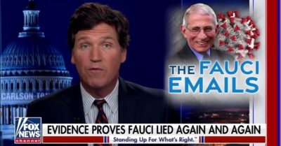 Tucker Carlson: Fauci deserves to be under criminal investigation