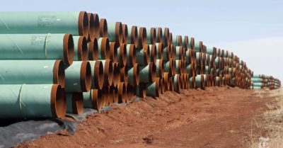 Developer of Keystone XL pipeline abandoned the project, months after Biden executive order