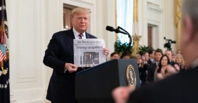 Trump releases 10 claims of his that the media had dismissed but later admitted he was right