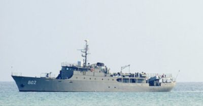 Iranian ships heading to Venezuela carrying suspected weapons arsenal