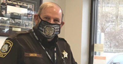 Another Sheriff quits Democratic party over its 'relentless attack on law enforcement'