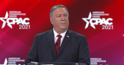 Former Secretary of State Pompeo launches conservative committee ahead of 2022 elections