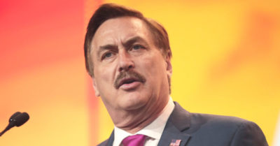 Mike Lindell sues Dominion for $2 billion, says he has evidence of wrongdoing