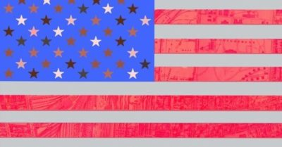 Singer Macy Gray provides a new proposed design, says 'America should get a new flag'