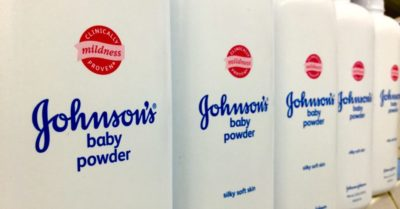 Johnson & Johnson to pay $2.1 billion to women who developed ovarian cancer from using its talc powder