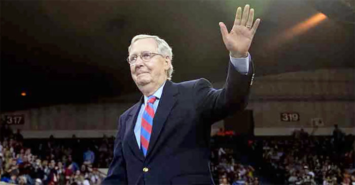 Mitch McConnell 2021