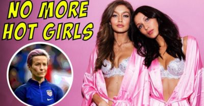 Victoria's Secret is rebranding away from Angels, now features soccer players, transgenders, plus-size women