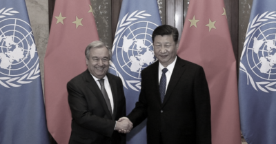 UN whistleblower: 'China is the new boss' of the organization