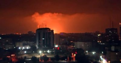 Renewed violence in Israel after incendiary balloon attacks by Hamas terrorists