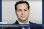 Christopher Sign who broke Clinton tarmac story, found dead at home