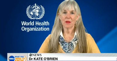 Children and adolescents should not receive vaccines for the moment, says the WHO