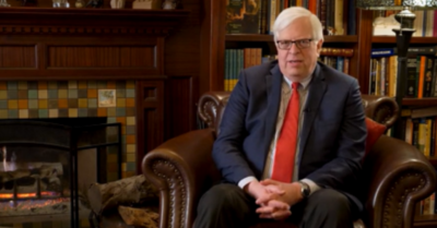 Dennis Prager: If America is racist, why do millions of blacks want to enter US?