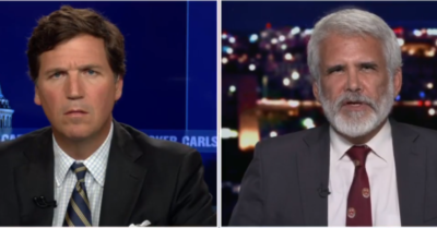 Tucker Carlson discusses vaccine safety with 'the single most qualified person on planet Earth'