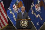 AG Merrick Garland report: Justice Department will no longer obtain reporters' records