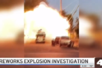 Miscalculation by LAPD bomb squad results in massive explosion, injuring 17 people