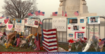 Claims Officer Sicknick died from injuries suffered during the Capitol riots resurfaced on the first day of the hearing