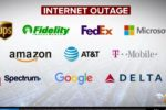 Global internet outage knocked out websites including UPS, FedEX, Amazon, HBO Max and major airlines