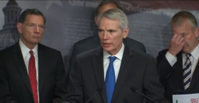 IRS will not pay for bipartisan infrastructure bill says GOP Sen. Portman