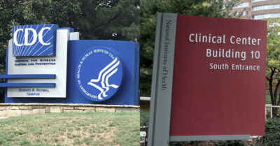 CDC, NIH collected $63 million in royalties from private sector says report