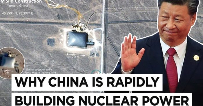 Report: As China, Russia stockpile weapons, Pentagon warns of potential nuclear war