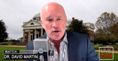 COVID was introduced to bring in the vaccine: Dr. David Martin denounces plot behind vaccines