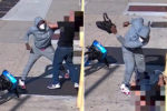 New York City Police Department releases video of brutal daylight mugging and assault in Brooklyn