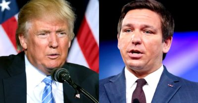 Trump and DeSantis disapprove of mandatory use of facemasks again recommended by CDC