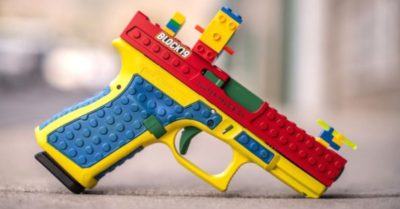 Lego to gun manufacturer: Stop making firearms that look like our trademark toys