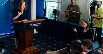 Press Secretary Jen Psaki says new mandates are coming, will not rule out restricting unvaccinated people