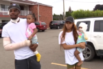 Michigan father saves his twin daughters from a house fire: 'I had to get my babies out'