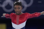 Simone Biles returns to compete in balance beam finals at Tokyo Olympics 2021