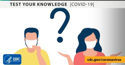 CDC launches misleading online quiz on vaccines to encourage their acceptance