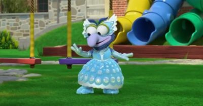 Baby Muppets pushes the transgender agenda and encourages tranvestism in preschoolers