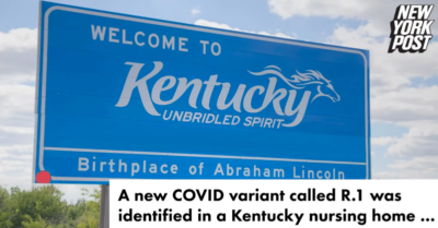 New Covid variant from Japan spreads quickly in a Kentucky nursing home
