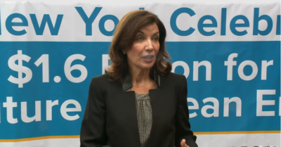 New York Gov. Hochul will 'find replacements' for healthcare workers who refuse COVID jab