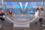 'The View' hosts test positive for COVID-19 in middle of show, forcing delay to VP Harris interview