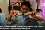 Afghanistan: Taliban ban trimming beards in Helmand province