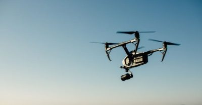 Fox News drones allowed to fly over crowded migrant areas after an initial ban