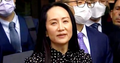 Huawei founder's daughter reaches deal with US and returns to China